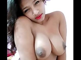 Indian Teen Sarika Makes Porn At Home Badinage Her Desi Fans