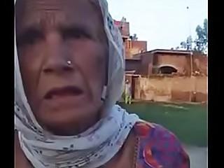 @ILoveYou @Granny @Grandmother @AnnoyingHer @Funny  @India @Desi Assuming