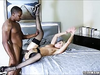 India Summer bbc addict for Isiah Maxwell and his monster