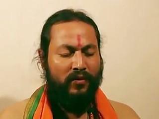 Swamiji enjoying with incomparable Bhabhi