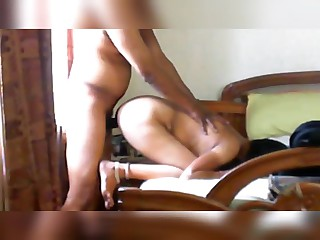 My Sex Slave Rekha hammer away perfect morning fuck