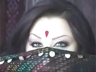 Hot white Indian sex with white supplicant